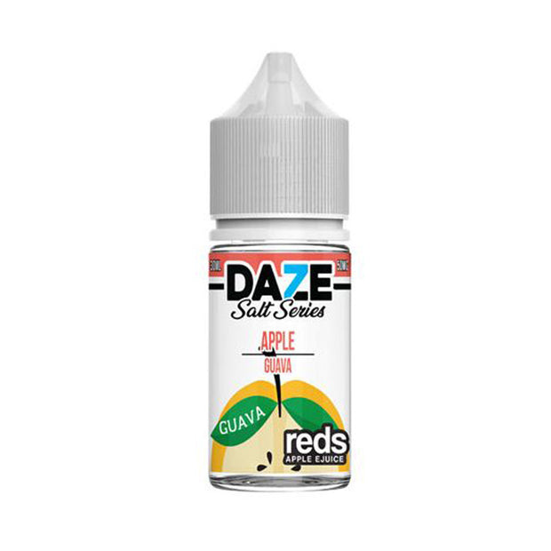 7 Daze - Reds Guava Nicotine Salt - 30ML