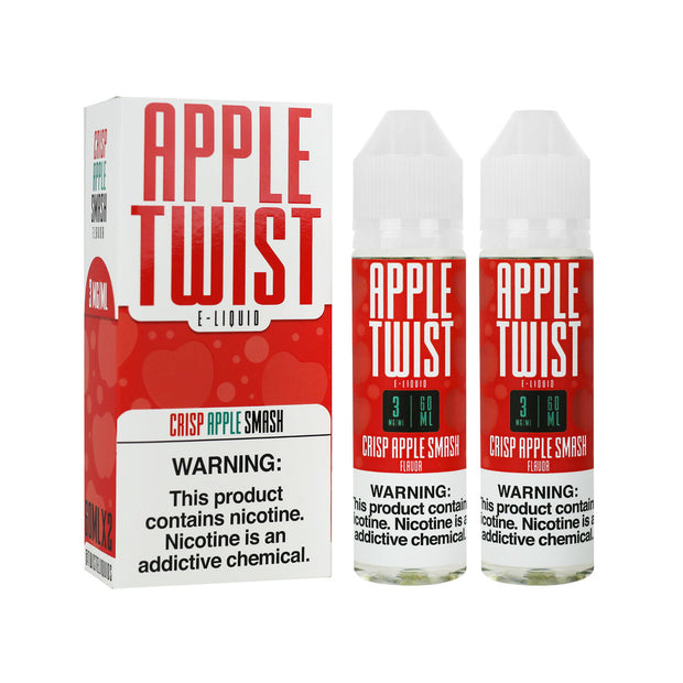 Twist - Apple Twist Crisp Apple Smash - 2x60ML (120ML)