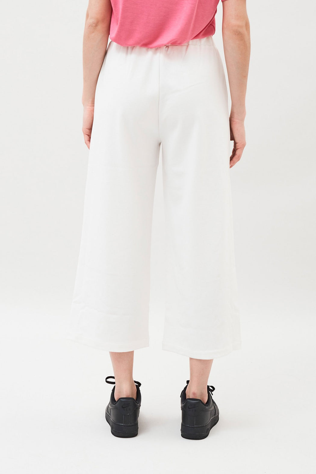 Abel Trousers White