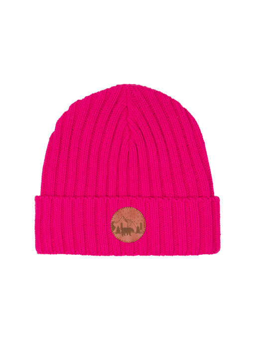 Alcatraz Light Amaranth Beanie