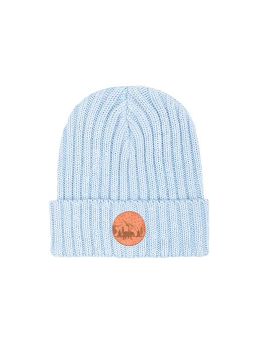 Alcatraz Light Blue Beanie