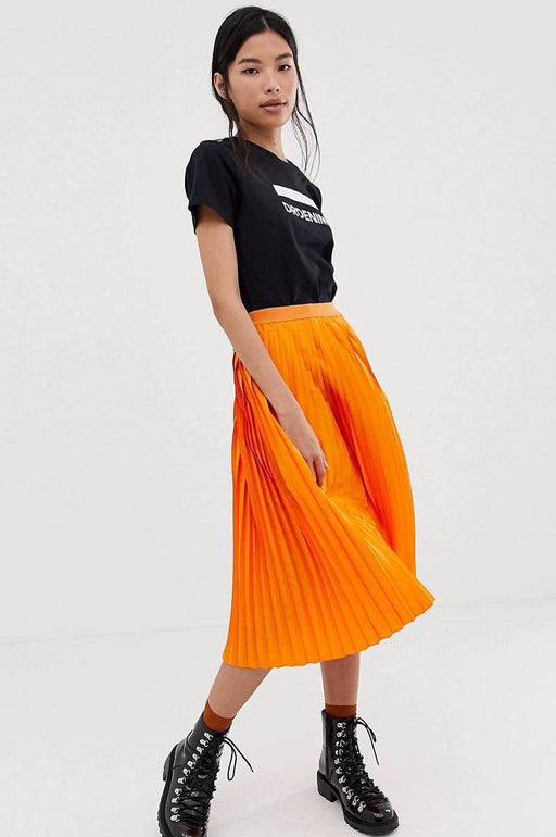 Kambria Skirt Off Grid Orange