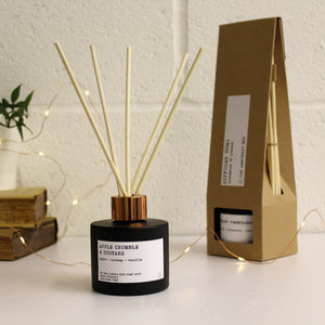 Apple Crumble Christmas Reed Diffuser