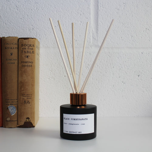 Black Pomegranate Reed Diffuser