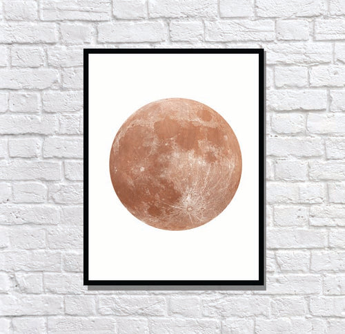 Copper Moon Poster