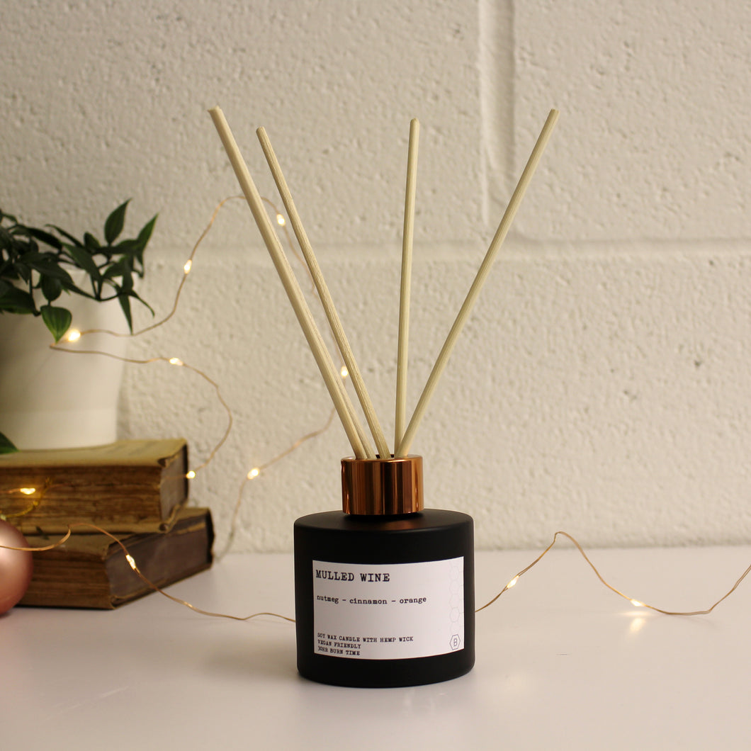 Mulled Wine Christmas Reed Diffuser