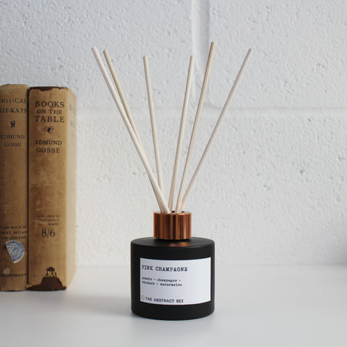 Pink Champagne Reed Diffuser