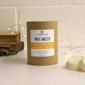 Pumpkin Spiced Latte Wax Melts 5 pack