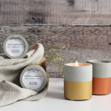 Load image into Gallery viewer, Concrete Soy Wax Candles