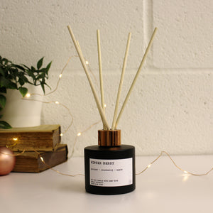 Winter Berry Christmas Reed Diffuser
