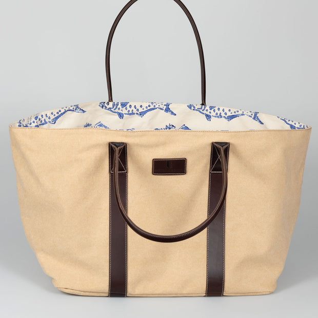 "Amalfi Shopper Edition ""Millerfrey"" Naturale"