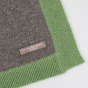 Lorenzo Schal Cashmere Taupe