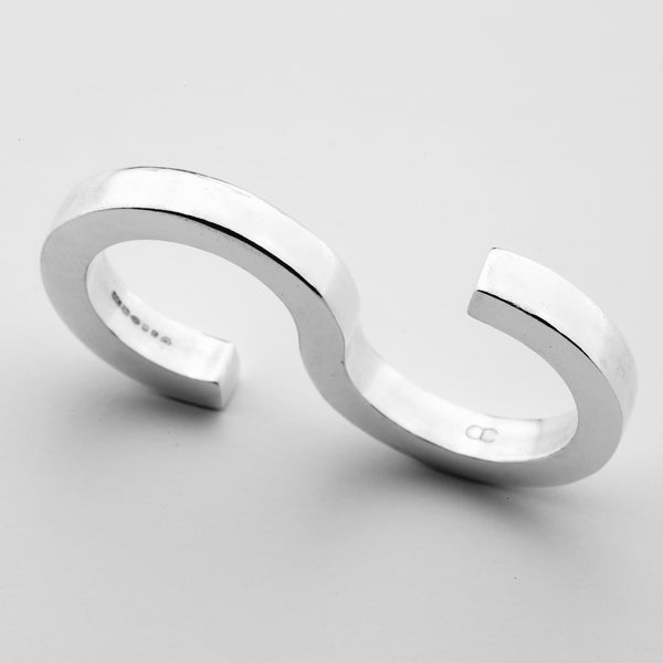 Curve - Double Ring