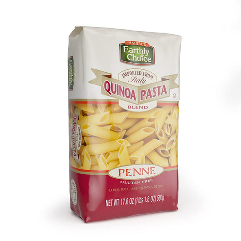 Earthly Choice Quinoa Pasta Blend Penne 500g