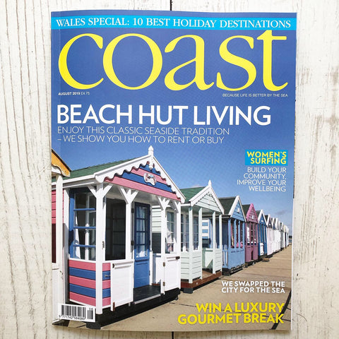 Little Beach Boutique is featured in Coast Magazine