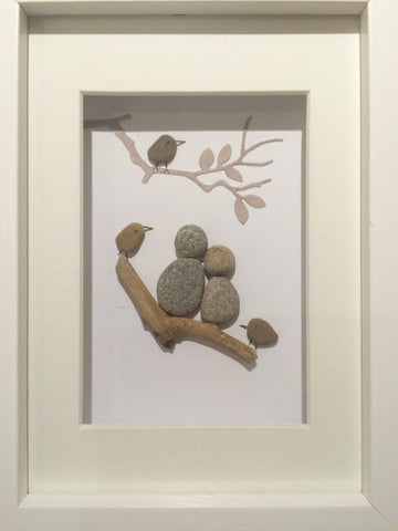 Pebble Pictures in Little Beach Boutique