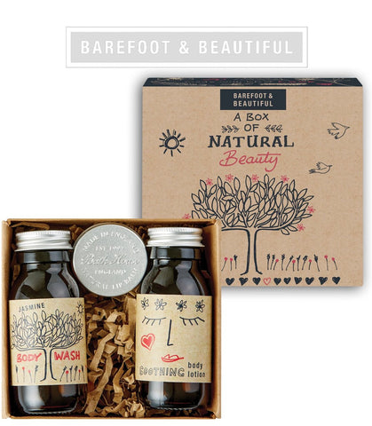 Mothers day gift ideas - natural beauty bath gift set