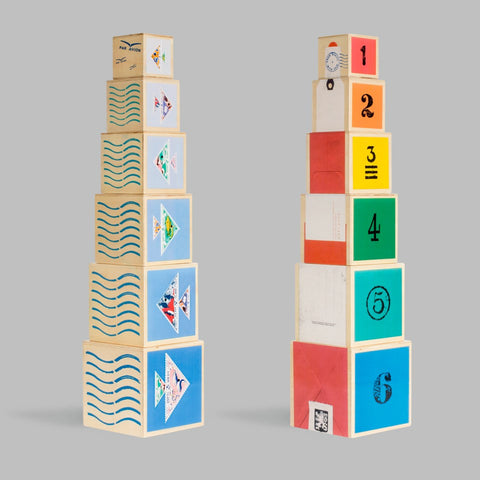 Building blocks by From Babies with love