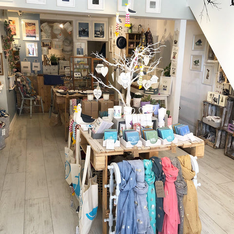 Our summer collections in Little Beach Boutique are full of colour and beach accessories