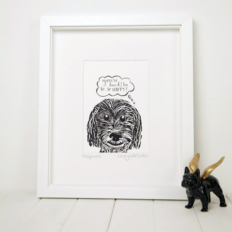 Lino Cuts, new collection in Little Beach Boutique, Brighton