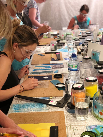 New dates now available for our beginners glass workshop