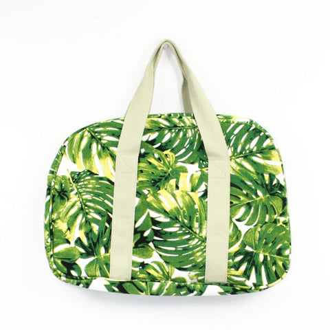 Cheeseplant weekender bags from Little Beach Boutique
