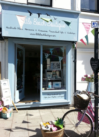 Little Beach Boutique in the North Laine, Brighton