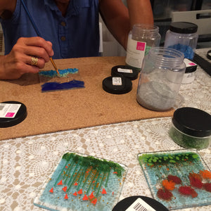 Introduction to Fused Glass Sunday 1st September 2019 - 4 Hours