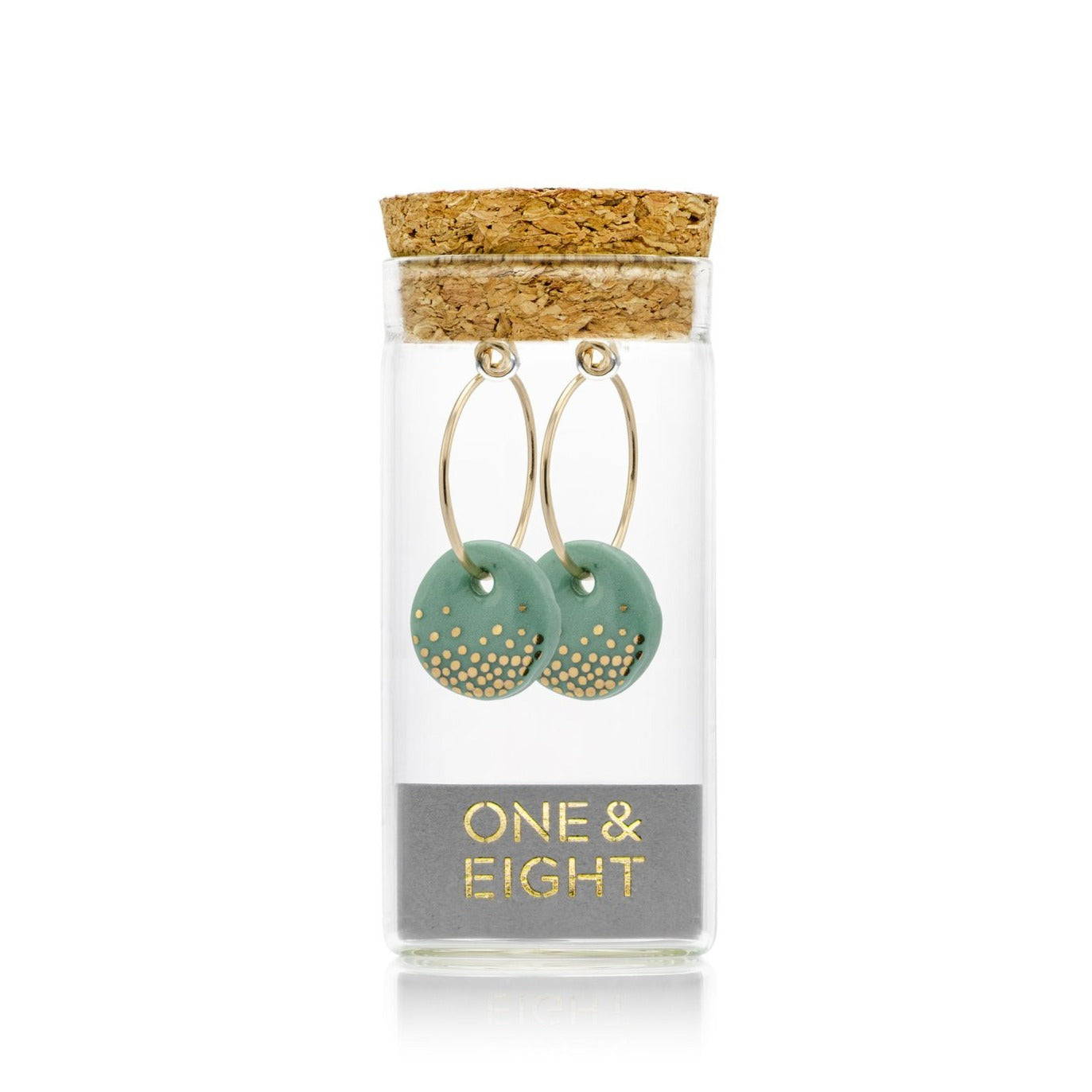 Sage Mist Earrings/Necklace