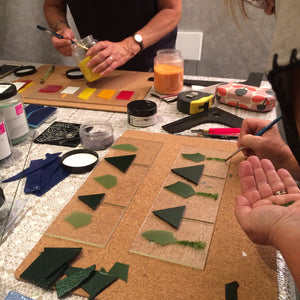 Introduction to Fused Glass Sunday 14th July 2019