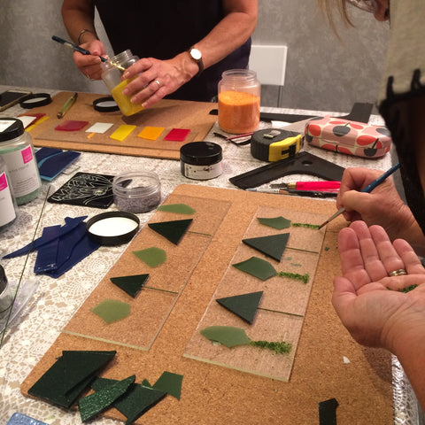 Introduction to Fused Glass Sunday 28th June 2020 - 4 hours