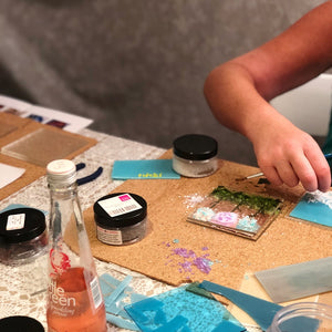 Gift Voucher for a Fused Glass Workshop - 4 Hours