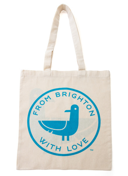 'From Brighton with Love' Tote Bag
