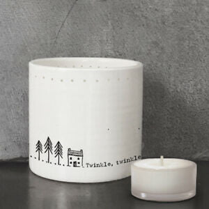 Porcelain Tea-Light Holder
