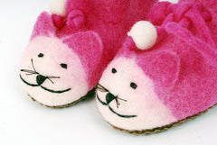 Felt slippers for chidlren