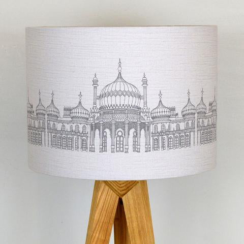 Royal Pavilion Lampshade in Grey