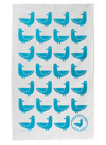 Seagull Tea Towel, From Brighton with Love