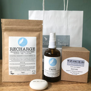 Calm, Recharge and Restore Care Package