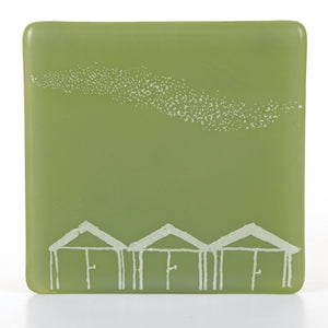 Beach Hut and Murmuration Coaster