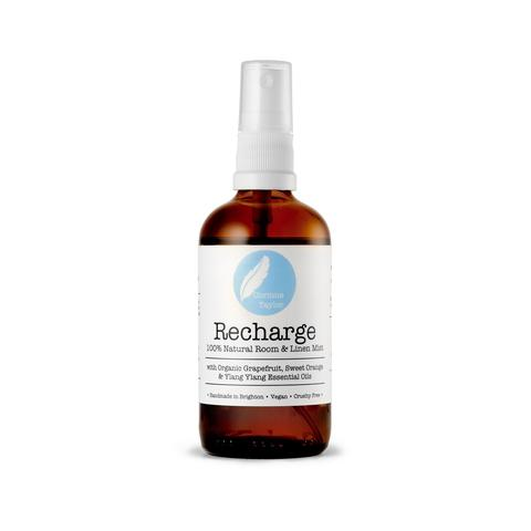 Recharge Aromatherapy Room & Linen Mist