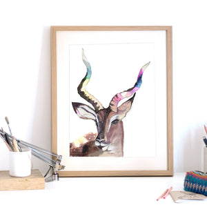 Spirit Animal Art Prints