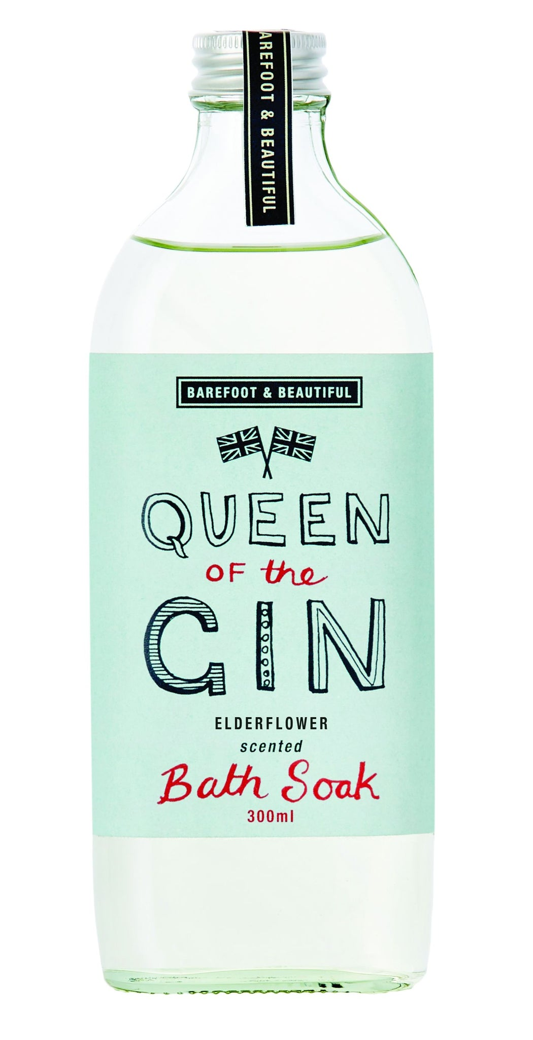 Queen of the Gin Bath Soak