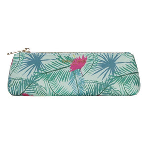 Hummingbird Vegan Leather Pencil Case