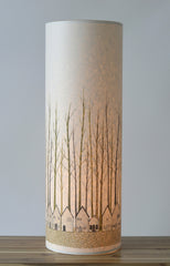 """The Street"" Parchment Paper Lamp"