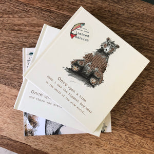 Set of Three Limited Edition Children's Book set