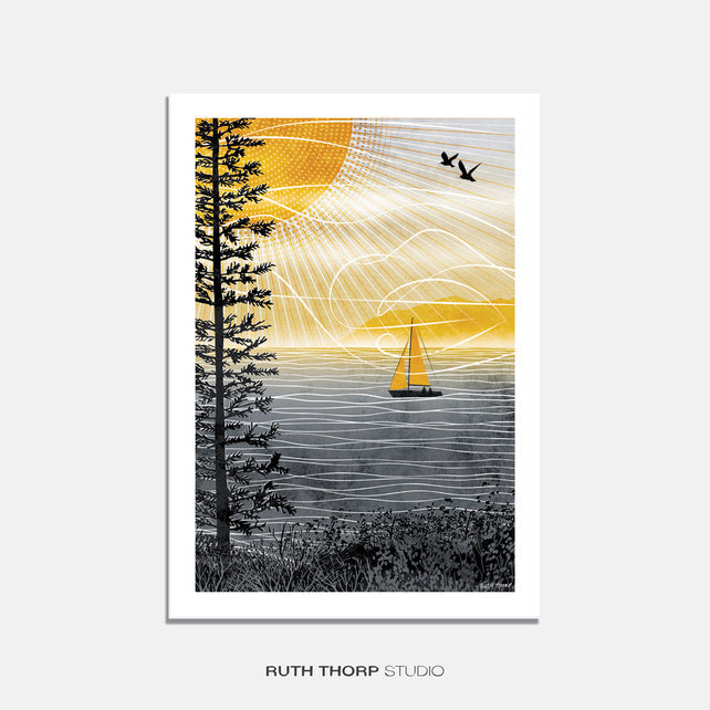 'Summer Long' by Ruth Thorp
