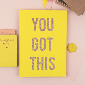 You Got This - Art Print