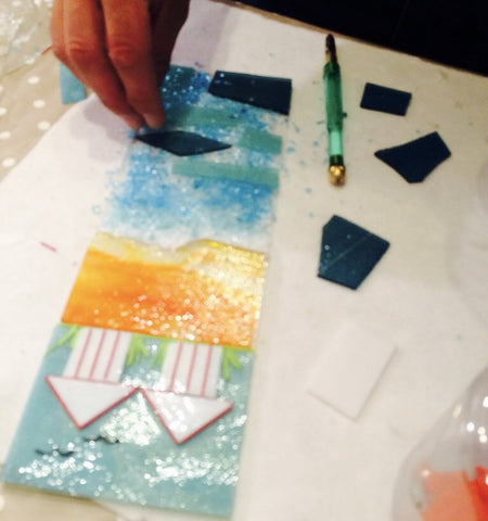 Gift Voucher for a Fused Glass Workshop