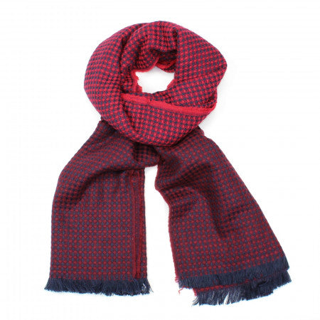 Warm Winter Checked Scarves