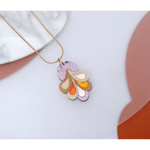 Psychedelic Pendent Necklace